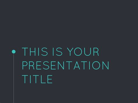 formal powerpoint templates free presentation template formal and modern