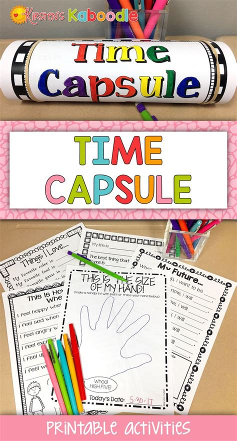 new year books for elementary students 25 best ideas about time capsule on time