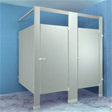 Bathroom Stall Partitions Stainless Steel Bathroom Partitions At Globalindustrial Com