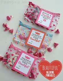 Valentine Gifts Ideas by Quot Beautiful Quot Valentine S Day Printables Tween Or Teen