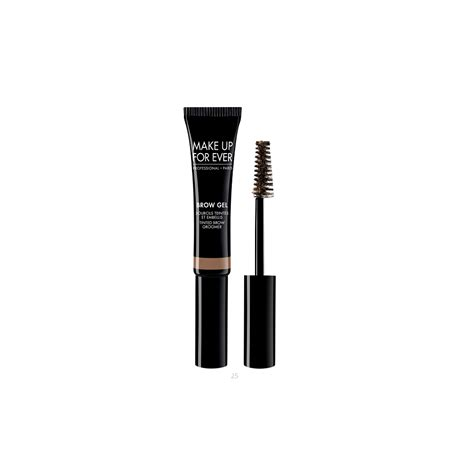 Makeup Forever Eyebrow Gel make up for brow gel tinted brow groomer buy at guru makeup