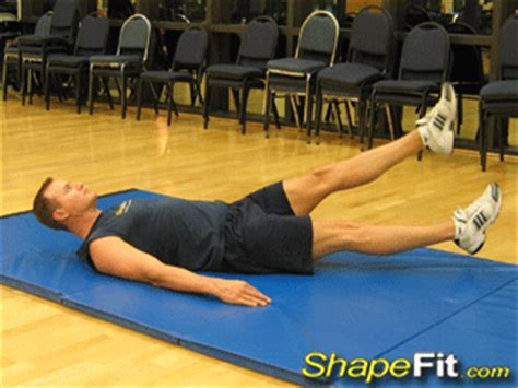 abdominal flutter kicks abs exercise guide with photos