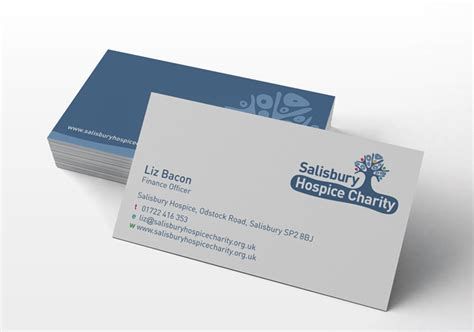 charity business card templates business cards salisbury uk gallery card design and card