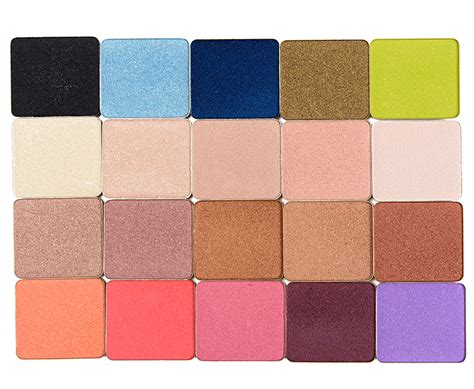 Make Up City Colour the best worst of make up for artist color shadows