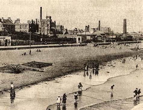 Portobello West by Portobello West Bay Postcard Posted 1904