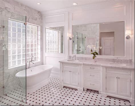 white carrara marble bathroom antique style bathroom inspiration