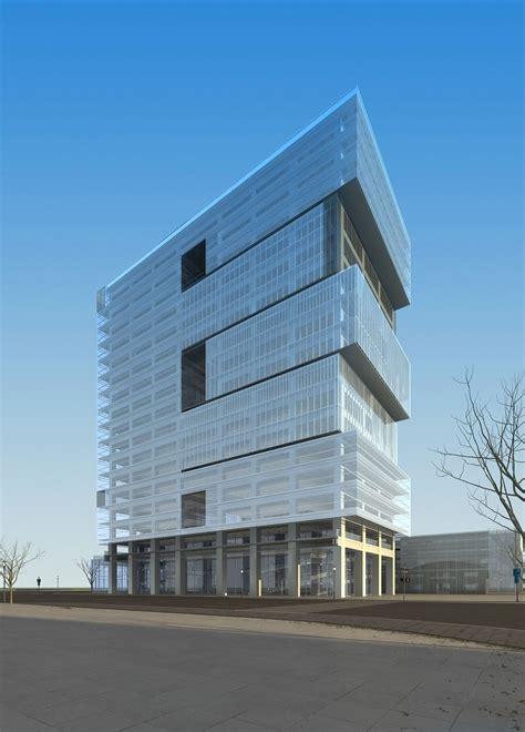 building design modern commercial building design 3d model max cgtrader