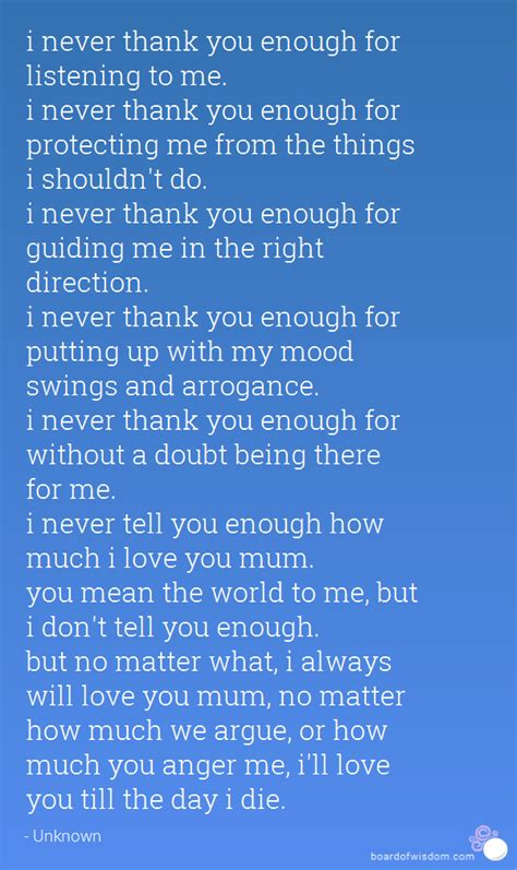 groundhog day you never thank me the best mothers day quotes 31 to 40