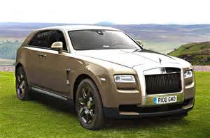 Rolls Royce Suv The Rolls Royce Suv Everything You Need To