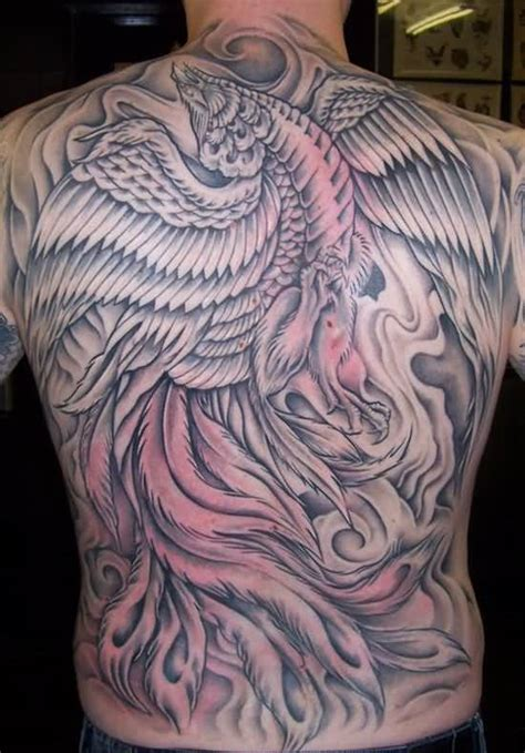 simple phoenix tattoo ideas and designs page 5