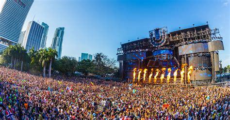 imagenes ultra miami ultra music festival mar 18 19 20 2016