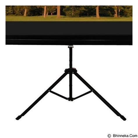 Tripod Screen 70 jual d light tripod screen 70 inch tsdl1717l murah