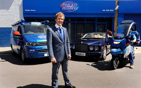 Pimlico Plumbing by Expert Interviews Mullins Of Pimlico Plumbers