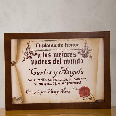 diplomas de honor cristianas certificado de los mejores padres diploma pergamino a los