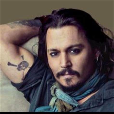 Johnny Depp Jolly Roger Tattoo | tattoo ideas on pinterest pirate tattoo henna patterns