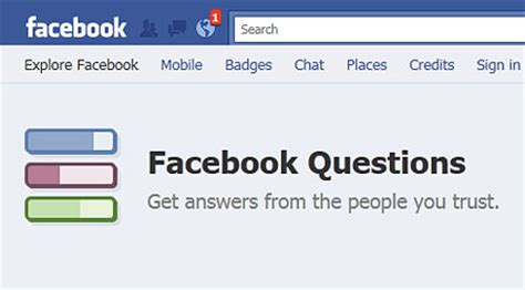 facebook questions officially launches facebook launches facebook questions ask anything you