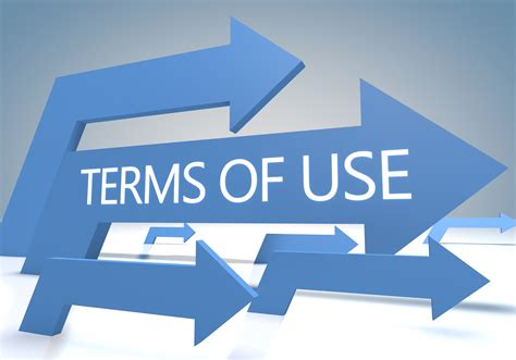 Term Of Use by Terms Of Use Our Shredding Service Agreement