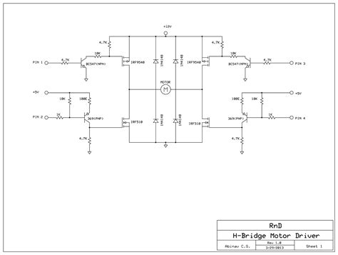 transistor motor driver circuit mosfet circuit page 3 other circuits next gr