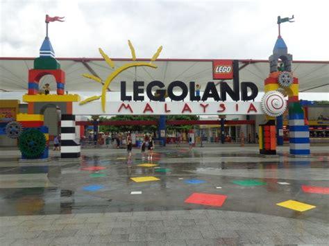 theme park entrance theme park entrance picture of legoland malaysia resort
