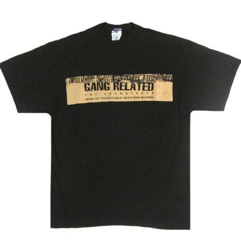 Row Records Vintage T Shirt Vintage Related Tupac Shakur 2pac Row Records T Shirt 1997 Rap Hip Hop