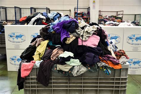 used clothing second clothing import export used