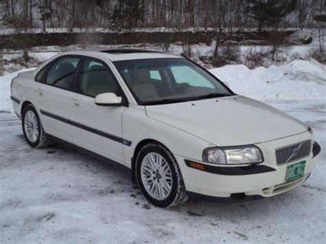 2001 volvo s80 2 9 purchase used 2001 volvo s80 2 9 sedan 4 door 2 9l in