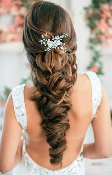 Hochzeitsfrisuren Standesamt by Arabische Hochzeitsfrisuren F 252 R Lange Haare Wundersch 246 Nes