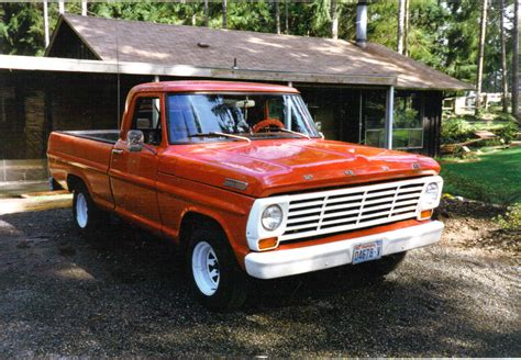 1967 ford truck 1967 to 1972 bumpside photo page page 3 ford truck