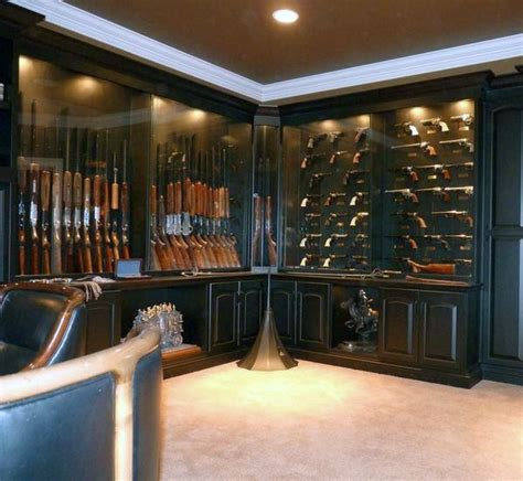 top 100 best gun room designs � armories you�ll want to