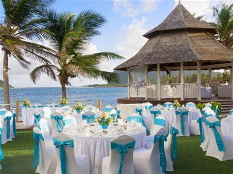 Coconut Bay Beach Resort & Spa, St Lucia, Caribbean