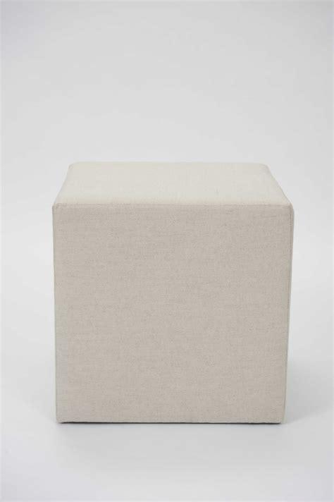 cube upholstery 45cm upholstered cube pr home