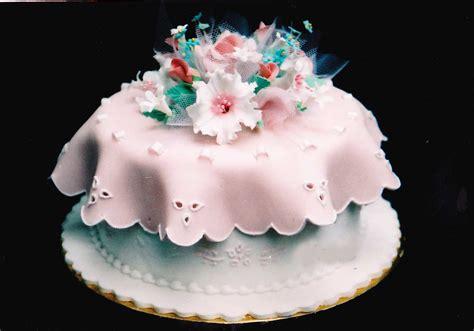 Fondant Cake by Shanti S Cakes Wedding Cake With Fondant