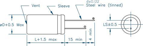 ultracapacitor hour rating 3 three tecate powerburst ultracapacitor 2f 2 7v tpl 2 0 8x16f ebay