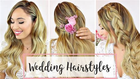 wedding hairstyles that you do yourself hair tutorial
