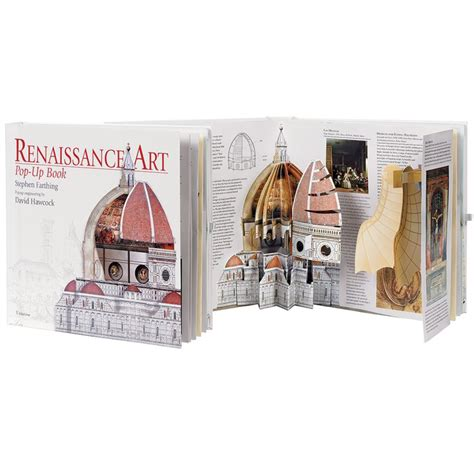 Renaissance Pop Up Book renaissance pop up book pop and book