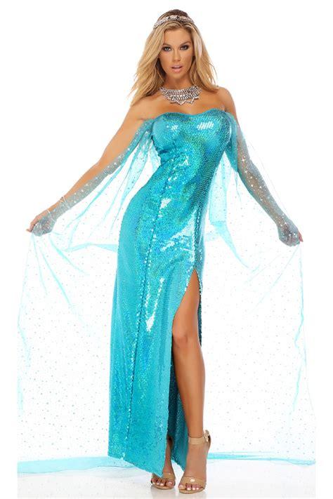 Dress Costume princess 1 pc dress costume