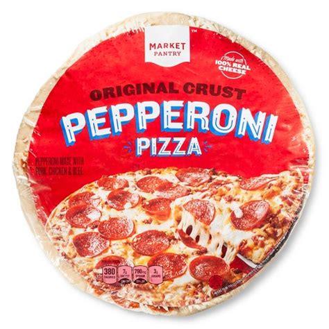 Pantry Pizza by Pepperoni Pizza 21 6 Oz Market Pantry Target