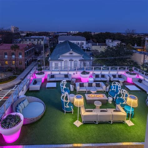 Roof Top Bar Charleston Sc by Eleve Restaurant Rooftop Charleston Sc Opentable