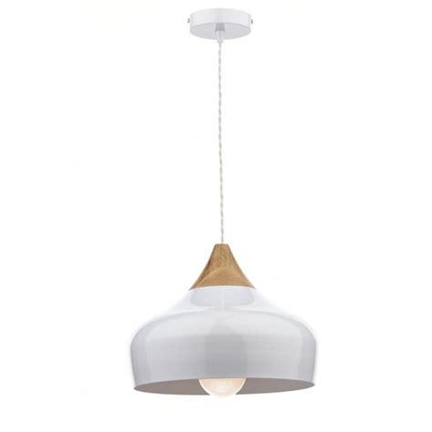 Light Bulb Ceiling Pendant Gau0102 Gaucho Pendant Dar White Ceiling Light Wood Detail