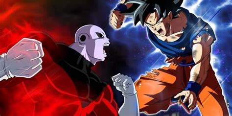 imagenes goku vs jiren dragon ball super la oscura explicaci 243 n del poder de
