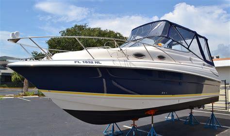 larson boats cabrio 240 used 2006 larson 240 cabrio boat for sale in vero beach