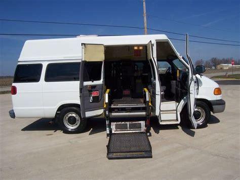 dodge commercial van sell used 2000 dodge handicap wheelchair van commercial