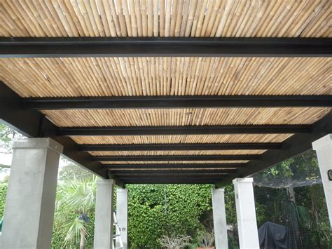 Pergola Roofing Design Ideas From The Natural To The Pergola Cover Ideas