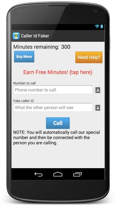 caller id faker apk caller id faker 1 2 3 android apk free android apks