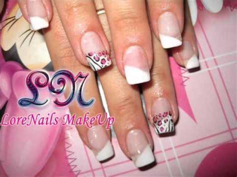 fotos de uñas decoradas youtube dise 241 os de u 241 as esculpidas septiembre 2011 lorenails