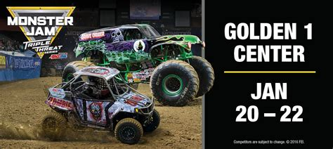monster truck show sacramento monster jam golden1center