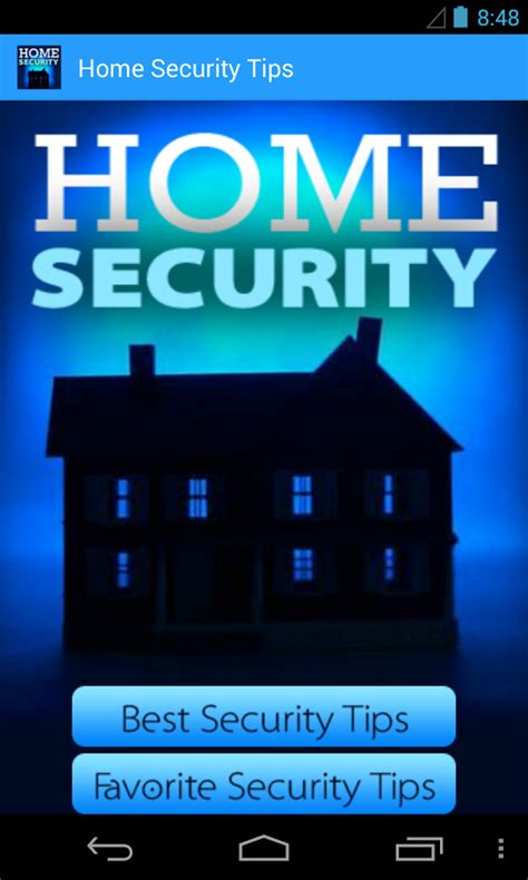 home security tips android apps on play