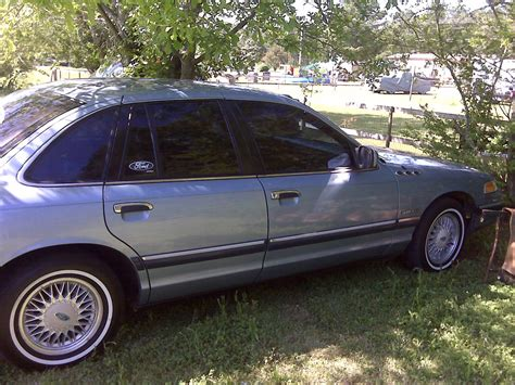 1992 ford crown thunderbird17 1992 ford crown specs photos