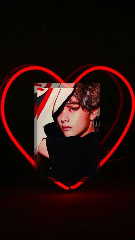 kim taehyung friends kim taehyung red aesthetic bts v red wallpaper taetae