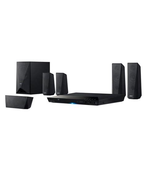 buy sony dav dz350 3d player home theatre system